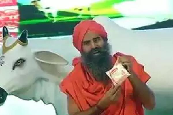 patanjali launches milk products