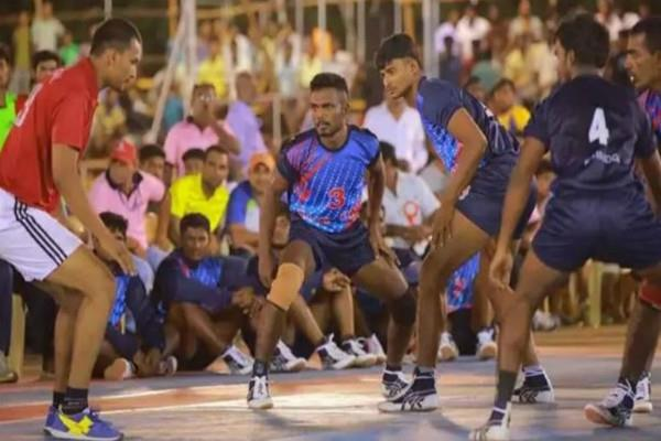kabaddi league  matches