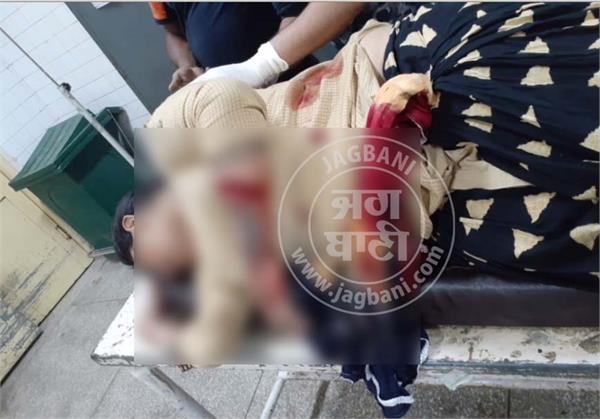 woman beaten case