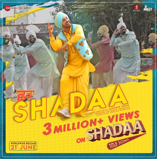 shadaa title song