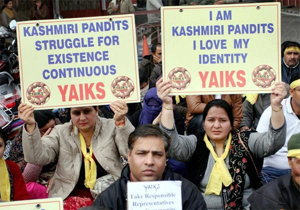 kashmiri pandit will start   continuous   struggle for lost identity