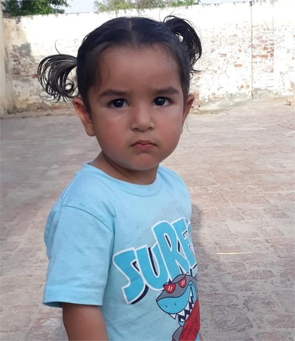 one and a half year old child death