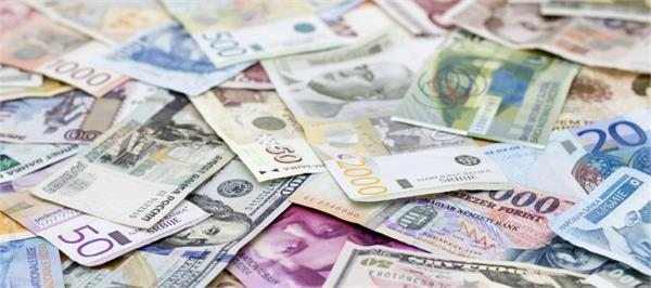 foreign currency reserves fall by 3 weeks
