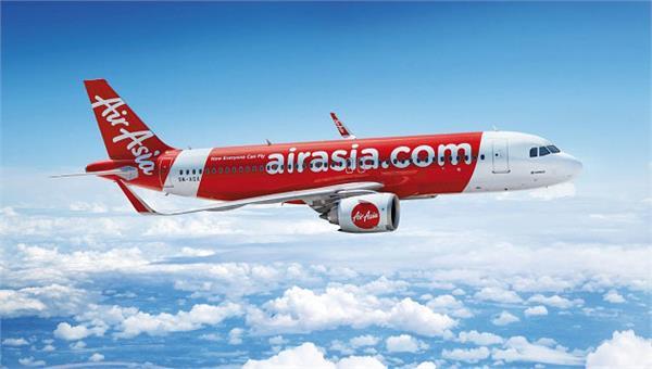 21th plane in air asia  s fleet