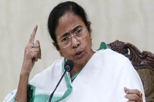 mamata s counterpart after the ec s action said modi is scared of me