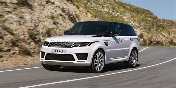 range rover sport with 2 0l petrol engine launched in india