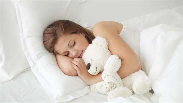 exercise can help in good sleep teenage