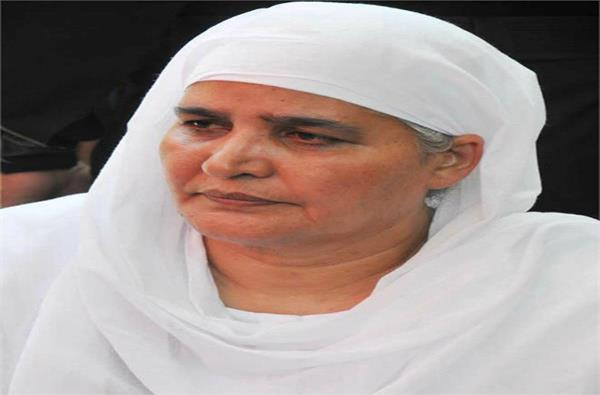 bibi jagir kaur  captain made false promises to punjabis