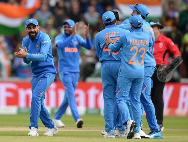 india defeated pakistan by 89 runs under the duckworth lewis rules