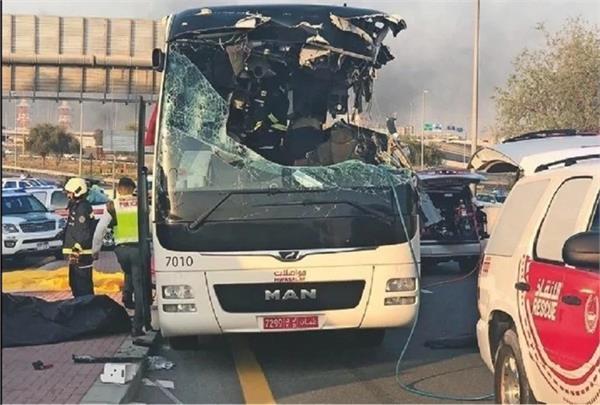 dubai bus crash  7 year jail sought for driver