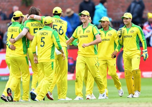 cwc 2019 australia beat pakistan by 41 runs