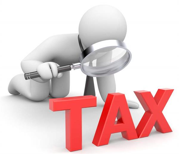 set target for property tax recovery