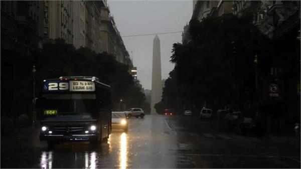 4 4 million people affected by power cuts in south america