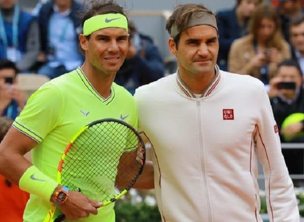 wimbledon  federer gets second seed and nadal gets third position