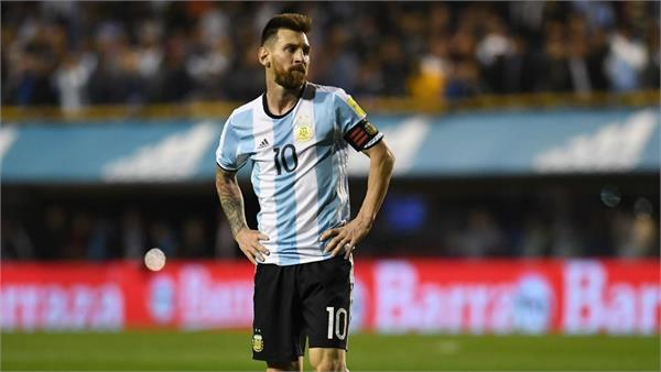 messi wants to end his headache with argentina
