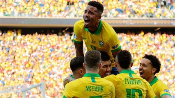 8 time champion brazil face paraguay challenge