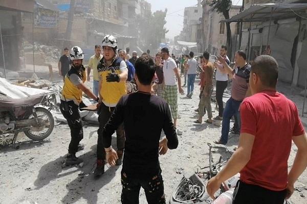 28 people killed syria