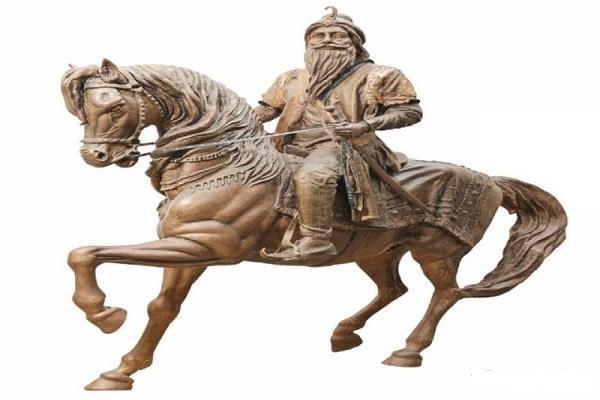 pakistan statue of maharaja ranjit singh