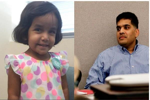 indian foster father jail sherin mathews