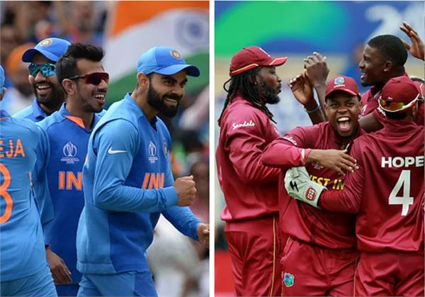 india vs west indies records and statistics in icc cricket world cup