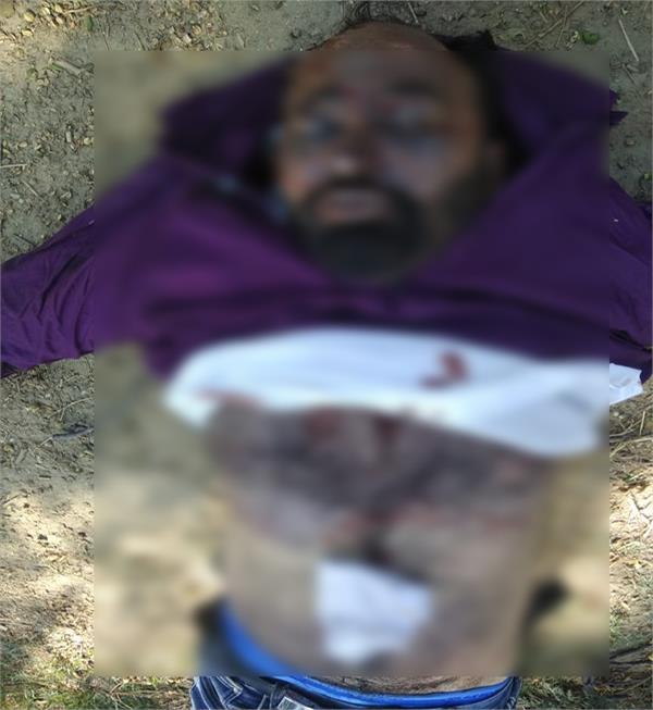 police recovered man deadbody