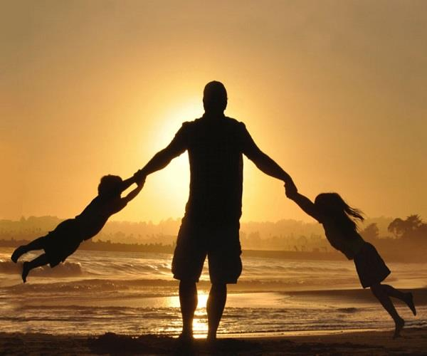 fathers children love