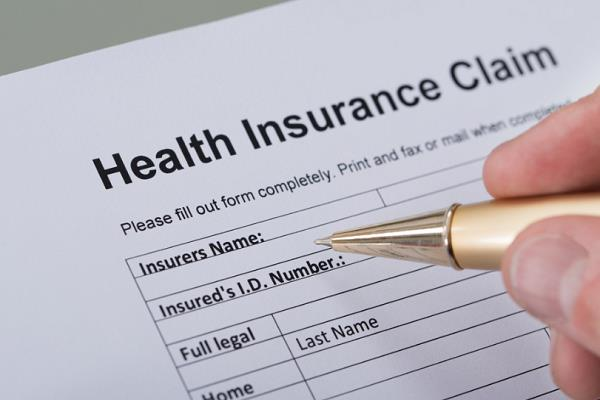 do this by claiming your health insurance loss due to a small mistake