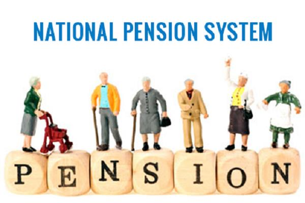 under this scheme pension up to rs 60 000 per month