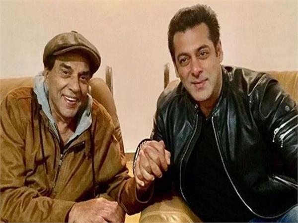 will dharmendra play salman khan  s father in dabangg 3