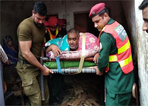 pakistan  s most heaviest person