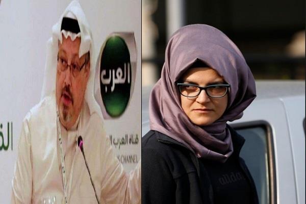 saudi arabia jamal khashoggi fiance