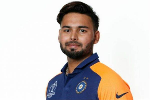 finally rishabdh pant debut against england in world cup 2019