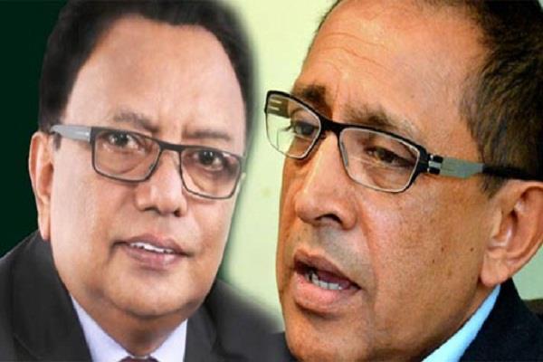 sri lanka  two muslim ministers