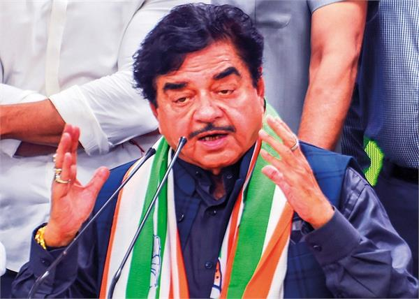 shatrughan sinha says pm modi bihar is crying