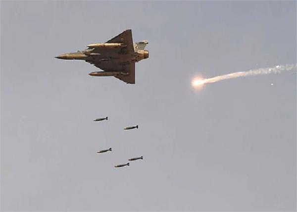 balakot air strike operation bandar air force