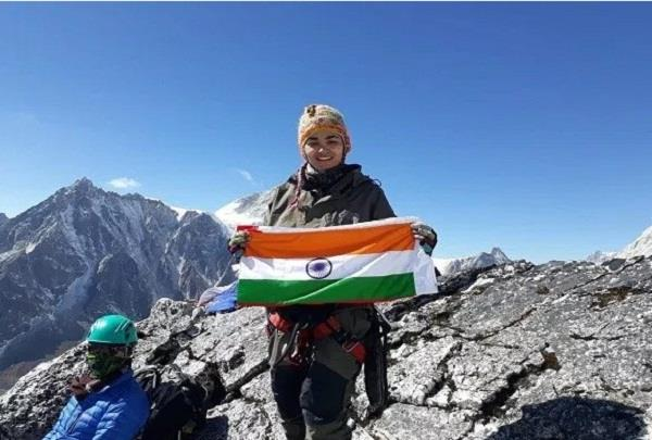 welcome mount everest conquering manisha