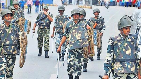 crpf posted in these jails in punjab