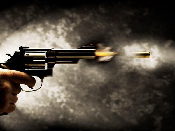 gun fire hoshiarpur