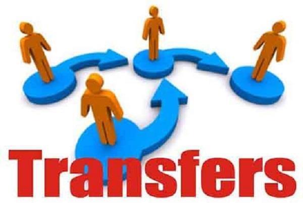punjab government  rural development  panchayat department officer  transfers