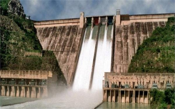 increased water in the bhakra dam resulted in increased power generation