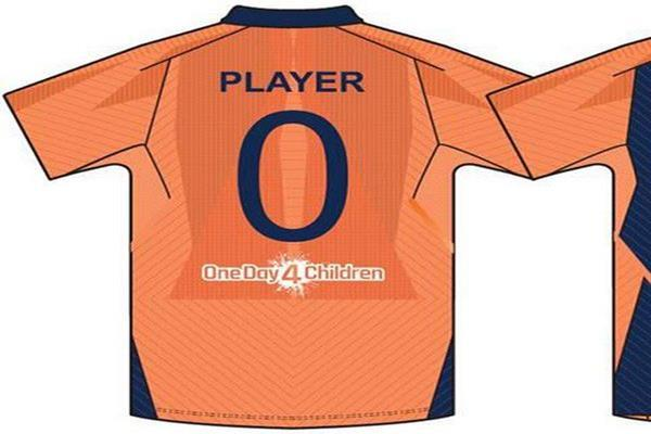 shouting at team india  s saffron jersey