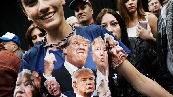 in the us  1 out of 5 youngsters on twitter follow donald trump