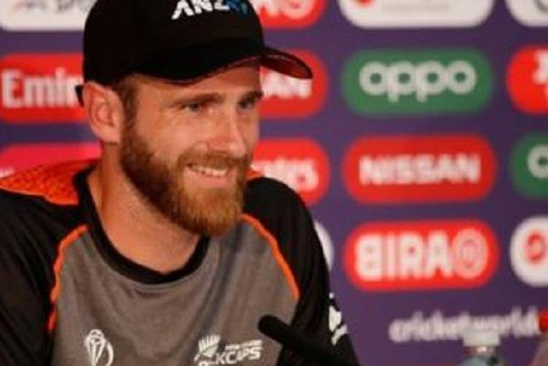new zealand captain williamson gave the statement