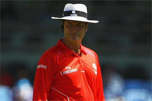 the former umpires said   oththroy is a mistake of 6 runs