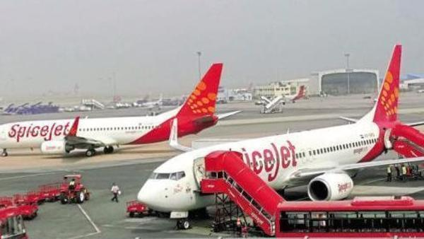 the flight of spicejet 4 hours late