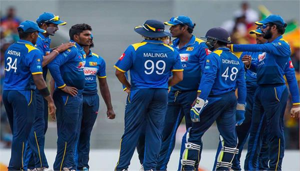 sri lanka selected 22 member squad for bangladesh one day