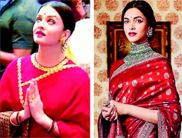 bindi and saree new fashion statement