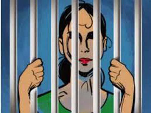 increasing women  s activity in drug smuggling