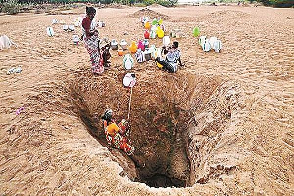 water crisis in india  the need to solve time bound solutions