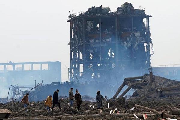 10 killed 19 injured china gas plant